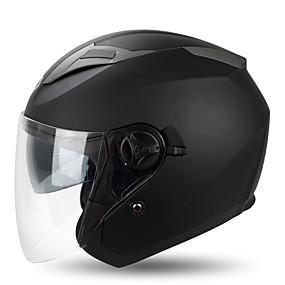 povoljno Zazor-YOHE YH-868 Otvorena kaciga Odrasli Uniseks Motocikl Kaciga Prozračnost / Dezodorans / Anti-znoj