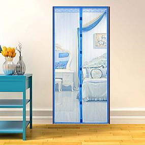 preiswerte Türverkleidungen-Türverkleidung Gardinen Vorhänge Küche Solide Baumwolle / Polyester Reaktivdruck