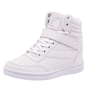 Women039;s Boots Spring Fall Winter Platform Comfort PU Office /& Career Casual Athletic Wedge Heel Platform Zipper Tassel White Black RedWhiteUS10.5 CN43 EU42 UK8.5