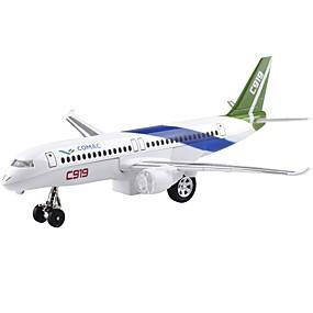 preiswerte Spielzeugflugzeuge-01.50 Spielzeug-Autos Flugzeug Flugzeug Stadtblick Exquisit Metal Alles Jungen Mädchen 1 pcs