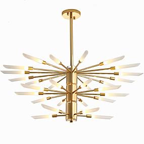 povoljno Lámpatestek-OBSESS® sputnjik / Mini Lusteri Ambient Light Electroplated Slikano završi Metal New Design 110-120V / 220-240V Bulb not included / G4 / FCC