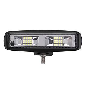 preiswerte Autolicht-1 Stück Auto Leuchtbirnen 204 W Integrierte LED 2400 lm 16 LED Außenleuchten For Universal 2018