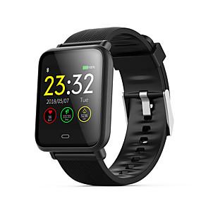 preiswerte Ideias Para Aproveitar o Tempo Livre-Q9 Smart Watch BT 4.0 Fitness-Tracker-Unterstützung benachrichtigen & Pulsmesser wasserdicht Smartwatch kompatibel Android-Handys & iPhone