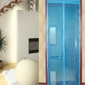 preiswerte Türverkleidungen-Türverkleidung Gardinen Vorhänge Wohnzimmer Solide Polyester Reaktivdruck