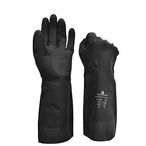 preiswerte Handschuhe-2 pcs Gummi Handschuh Nicht rutschig