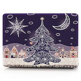 """preiswerte Weihnachtsfälle-MacBook Herbst Weihnachten Kunststoff für Das neue MacBook Pro 15"""" / Das neue MacBook Pro 13"""" / MacBook Pro 15 Zoll"""