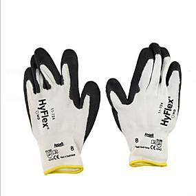 preiswerte Handschuhe-2 pcs Gummi / Silica Gel Handschuh Nicht rutschig