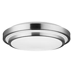 preiswerte Deckenlichter-Einbauleuchten Raumbeleuchtung Galvanisierung Metall Acryl Ministil 110-120V / 220-240V Wärm Weiß / Dimmbar mit Fernbedienung / Kühl Weiß
