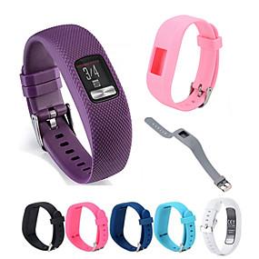 cheap Phones & Accessories-Watch Band for Vivofit 3 Garmin Sport Band Silicone Wrist Strap