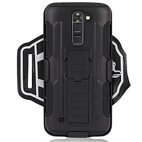 povoljno Maske za mobitele-Θήκη Za LG LG K7 Sportska torbica za nadlakticu / Otporno na trešnju Torbica za nadlakticu Jednobojni Tvrdo PC