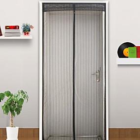 preiswerte Türverkleidungen-Türverkleidung Gardinen Vorhänge Wohnzimmer Solide Baumwolle / Polyester Reaktivdruck