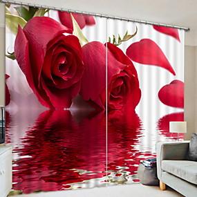 preiswerte Vorhänge und Gardinen-Vorhang zwei Platten für Schlafzimmer