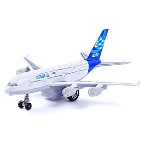 preiswerte Spielzeugflugzeuge-Spielzeug-Flieger Flugzeug Flugzeug Stadtblick / Cool / Exquisit Metalllegierung Alles Kinder / Junior Geschenk 1 pcs