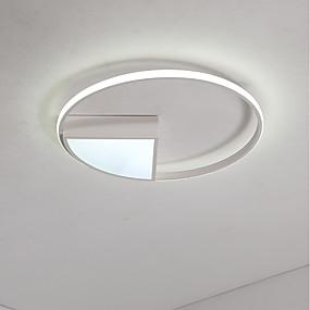 povoljno Lámpatestek-geometrijska novost ugradbena svjetla ambijentalna svjetlost metalna trobojna 110-120v / 220-240v topla bijela + bijela