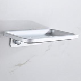 billige bad Series-Såpe Skåler & Holdere Nytt Design / Kul Moderne Aluminium 1pc Vægmonteret