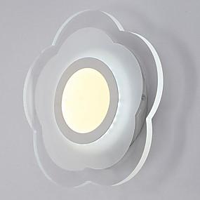 povoljno Poboljšanje uvjeta stanovanja-Modern / Comtemporary Zidne svjetiljke Spavaća soba Glass zidna svjetiljka 220-240V 13 W