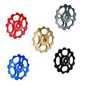 preiswerte Schaltwerke-Schaltwerke Für Rennrad / Geländerad Aluminium 7075 Anti-tragen / tragbar / 7075 Aluminium Legierung Radsport Dunkelgrau Rot Blau