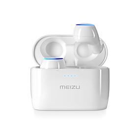 preiswerte Caixas de Som Portátil/Bluetooth-MEIZU TW50 TWS True Wireless Headphone Kabellos EARBUD V4.2 Mini Ergonomische Comfort-Fit Mit Ladebox