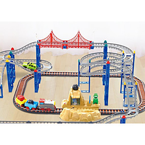 preiswerte Spielzeug Züge & Zug Sets-Spielzeug-Eisenbahnen & Eisenbahn-Sets Züge Schleppe Seltsame Spielzeuge / Exquisit / Handgefertigt Kunststoff und Metall Alles Kinder Geschenk 1 pcs