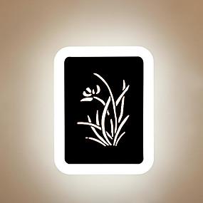 povoljno Lámpatestek-Djecu / Kreativan LED / Inovativne cipele Zidne svjetiljke Trpezarija / Unutrašnji / Magazien / Cafenele Metal zidna svjetiljka IP 44 220-240V 8 W / Integrirano LED svjetlo