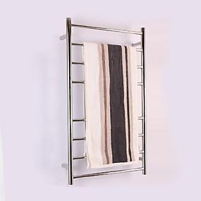preiswerte Matten & Teppiche-Handtuchhalter Neues Design / Cool Moderne Edelstahl 1pc Handtuchtrockner Wandmontage