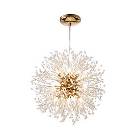 preiswerte Beleuchtung-OBSESS® Mini Kronleuchter Raumbeleuchtung Metall Kristall, Ministil 110-120V / 220-240V LED-Lichtquelle enthalten / G9 / FCC