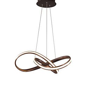 preiswerte Renovierung-moderne Sputnik Kronleuchter Metall Einfachheit LED Pendelleuchten Wohnzimmer Schlafzimmer Restaurant