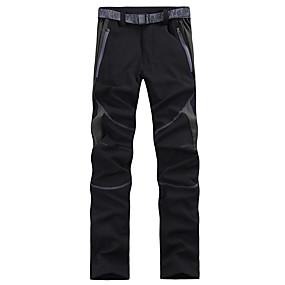 cheap Women-Women's Hiking Pants Trousers Summer Outdoor Waterproof Windproof UV Resistant Quick Dry Pants / Trousers Bottoms Purple Army Green Fuchsia Burgundy Black Camping / Hiking Fishing Climbing S M L XL
