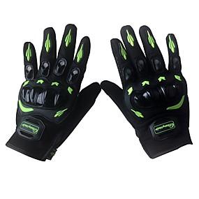 billige Spesialtilbud-ridning stamme sommer vinter full finger motorsykkel hansker gants moto luvas motocross lær motorsykkel guantes moto racing hansker