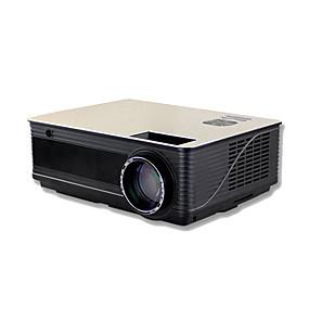 preiswerte Audio & Video für Ihr Zuhause-Factory OEM M5 LCD LED Projektor 8000 lm Unterstützung 1080P (1920x1080) 60-150 Zoll / WXGA (1280x800) / ±15°