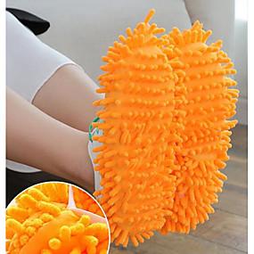 preiswerte Textilien für Zuhause-Damenhausschuhe / Herrenhausschuhe Pantoffel Ordinär Mikrofaser Schuhe