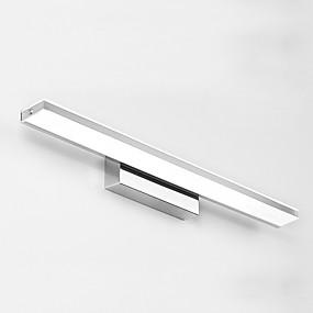 preiswerte Ambient Beleuchtung-Ministil Modern / Zeitgenössisch Badezimmerbeleuchtung Badezimmer Metall Wandleuchte IP67 AC100-240V 12 W