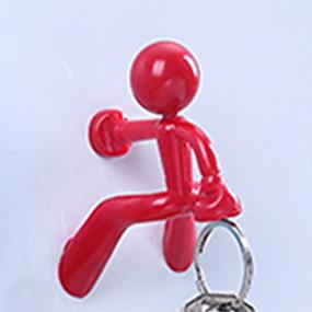 cheap Bathroom Gadgets-Hooks Adorable / Creative Modern Contemporary Plastic 1pc Bathroom Decoration