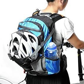 preiswerte Trinkrucksäcke & Wasserblasen-20 L Radfahren Rucksack Einstellbar Wasserdicht Leicht Fahrradtasche Oxford Tuch Tasche für das Rad Fahrradtasche Camping