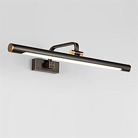 preiswerte Ambient Beleuchtung-43 cm 9 watt nord europa moderne metall led spiegelleuchte wohnzimmer kabinett lichter bad beleuchtung make-up beleuchtung
