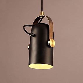 cheap LED Recessed Lights-23 cm Creative Pendant Light Metal Novelty Painted Finishes LED / Modern 110-120V / 220-240V