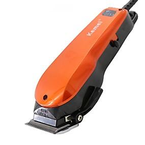preiswerte Körperpflege Elektronik-Kemei Haarschneider für Herren und Damen 200-240 V Geräuscharm / Handdesign / Licht und Bequem