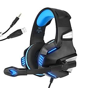 preiswerte Versandkostenfrei-KOTION EACH G7500 Gaming-Headset Mit Kabel Spielen Mit Mikrofon Mit Lautstärkeregelung