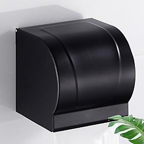povoljno Držači za toaletni papir-Držač toaletnog papira Kreativan Suvremena Aluminijum 1pc Zidne slavine