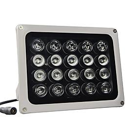 povoljno Sigurnosna oprema-tvornica oem infracrvena svjetiljka svjetiljka aj-bg2020hw za sigurnosne sustave 18 * 14 * 11.5 cm 1.2 kg