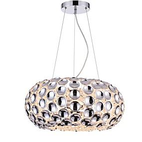 povoljno Viseća rasvjeta-CXYlight 3-Light Glob Privjesak Svjetla Ambient Light Electroplated Acrylic Acrylic New Design 110-120V / 220-240V