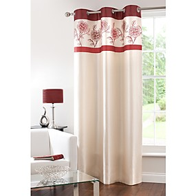 cheap Curtains Drapes-Country Curtains Drapes Two Panels Curtain / Bedroom
