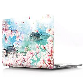 preiswerte Telefone & Zubehör-kirschblüten serie cover case für macbook pro air retina 13.11.15 (a1278-a1989) pvc hard shell