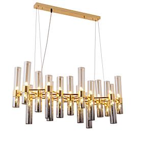 preiswerte Modern Beleuchtung-ZHISHU Sputnik Kronleuchter Raumbeleuchtung Galvanisierung Metall Glas Neues Design 110-120V / 220-240V
