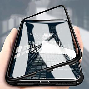 povoljno Maske za mobitele-Θήκη Za Huawei Huawei P20 / Huawei P20 Pro / Huawei P20 lite Otporno na trešnju Stražnja maska Jednobojni Tvrdo Kaljeno staklo
