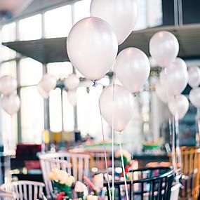 preiswerte Ballon-Ballon Latex 50 Stücke Festtage