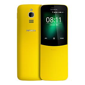 """voordelige Nokia-NOKIA 8110 2.4 inch(es) """" 4G-smartphone ( 512MB + 4GB 2 mp MSM8905 1500 mAh mAh )"""