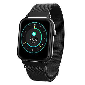 preiswerte Comece uma Vida mais Ativa-BoZhuo Y6 PRO Unisex Smart-Armband Android iOS Bluetooth Sport Wasserfest Herzschlagmonitor Blutdruck Messung Touchscreen Schrittzähler Anruferinnerung Schlaf-Tracker Sedentary Erinnerung Finden Sie