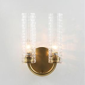 preiswerte Wandlichter-JLYLITE Kreativ Einfach / Modern / Zeitgenössisch Schlafzimmer / Studierzimmer / Büro Metall Wandleuchte 110-120V / 220-240V