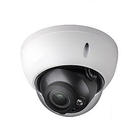 cheap Dahua® IP Cameras-Dahua® 4MP HD Security POE IP Camera H2.65 2.8-12mm Varifocal Motorized Lens POE Security Surveillance 5X Optical Zoom SD Card Slot IPC-HDBW4433R-ZS Waterproof Day Night